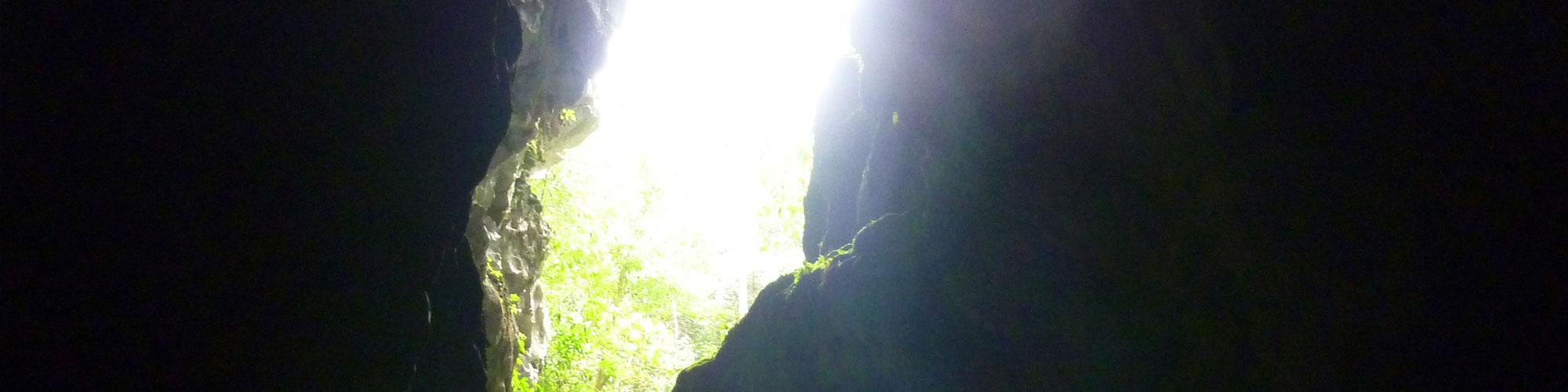 Tiger Cave in Belize