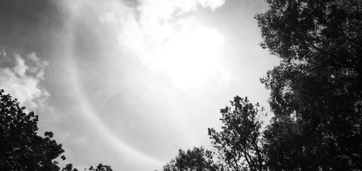 Ring in the Sky