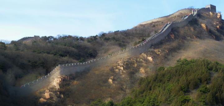 Great Wall @ Badaling