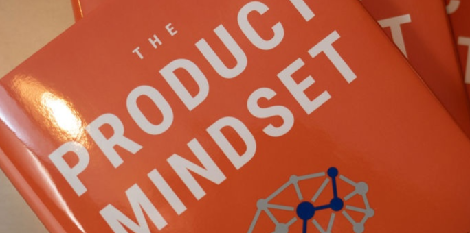 Product Mindset Book Cover